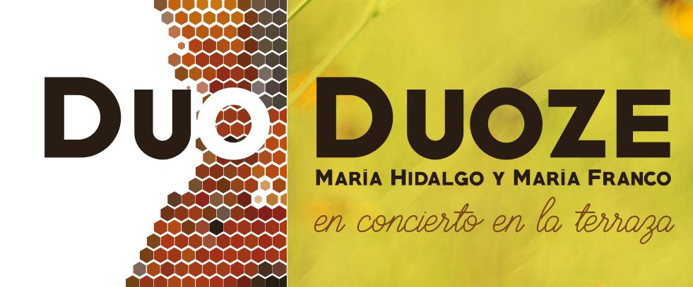 Concierto Duo Duoze En La Terraza