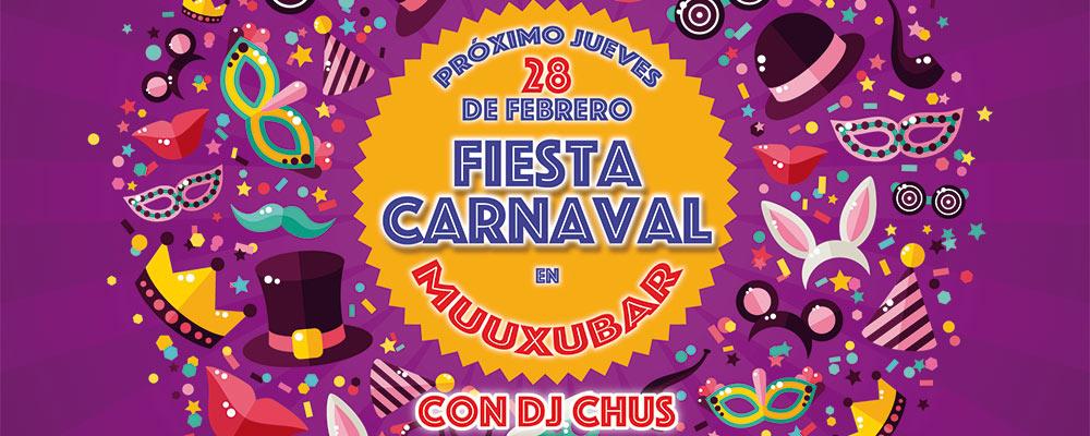 Fiesta Carnaval Muuxubar 2019