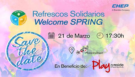 Refrescos Solidarios 2019