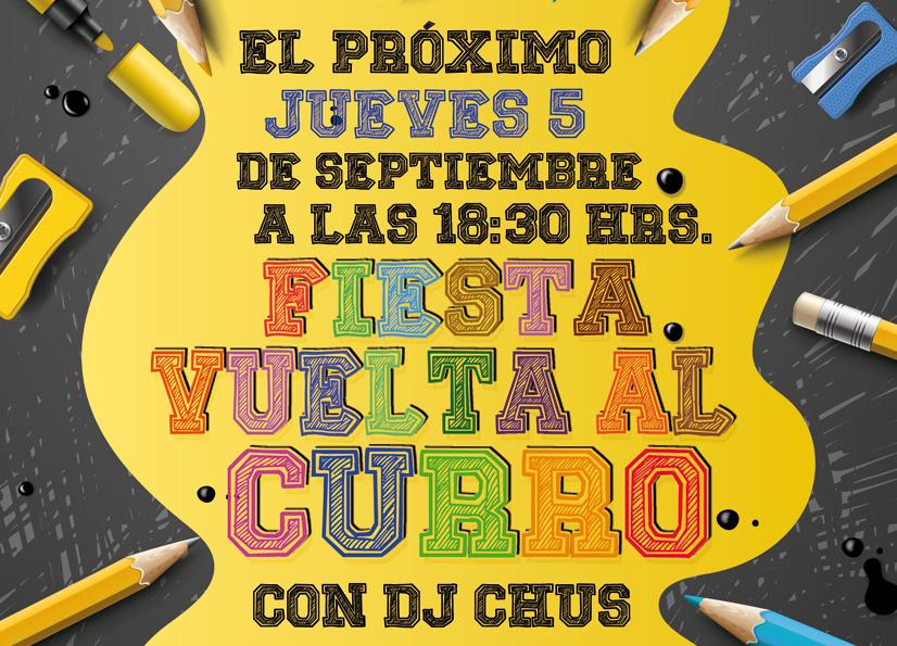 Fiesta Vuelta Al Curro
