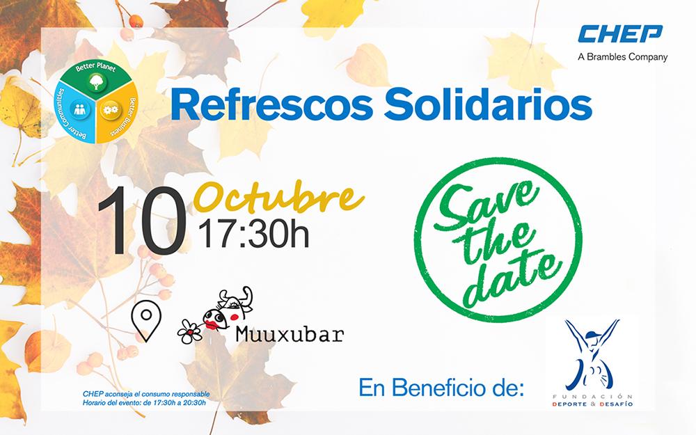 Refrescos Solidarios 10 Octubre