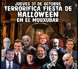 Terrorífica Fiesta De Halloween